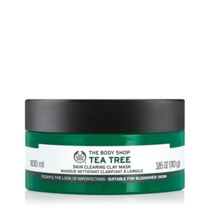 The Body Shop Tea Tree Clearing Clay Mask
